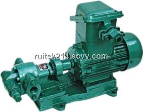 KCB Gear oil pump