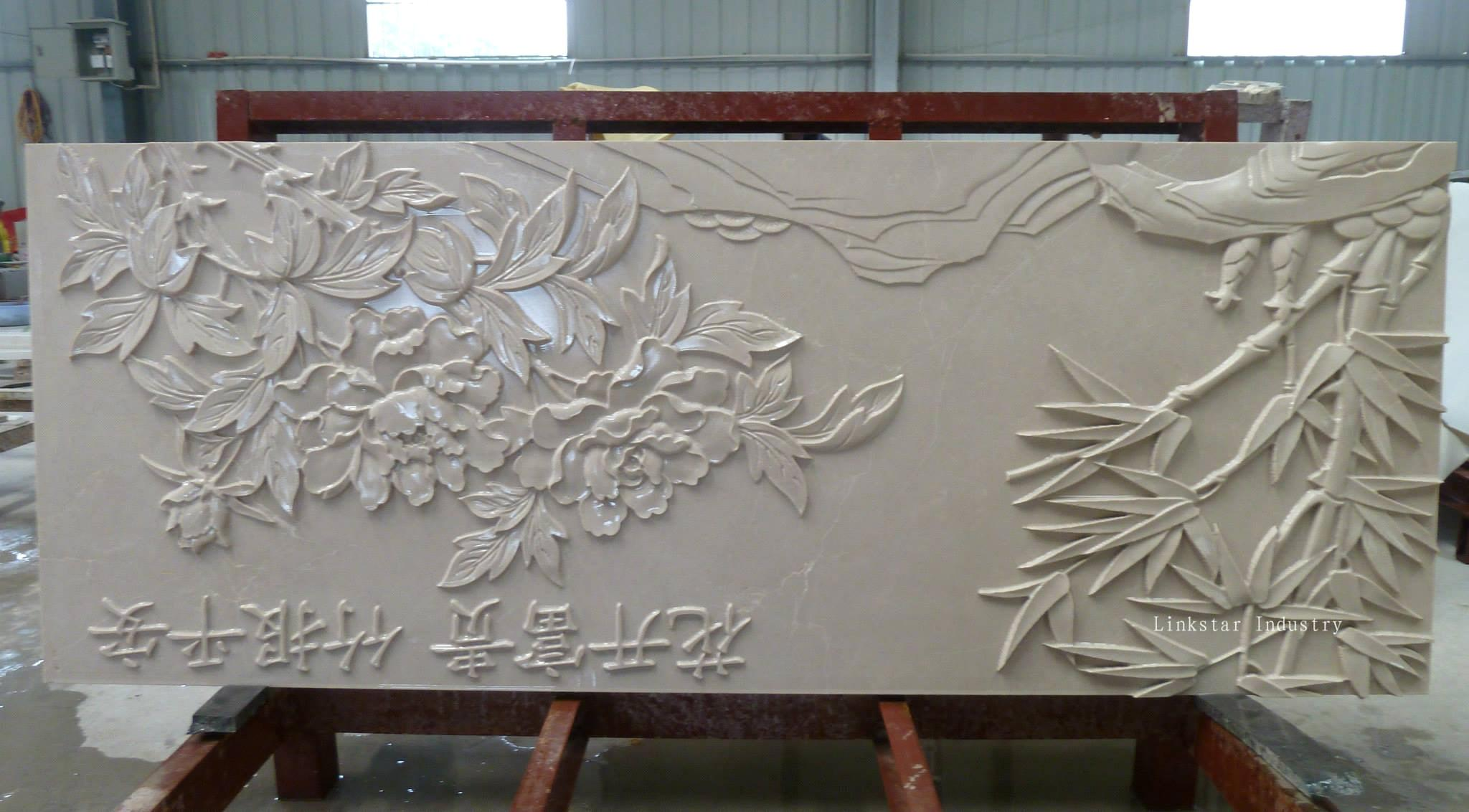Natural 3d Stone Interior Decor Feature Wall Covering