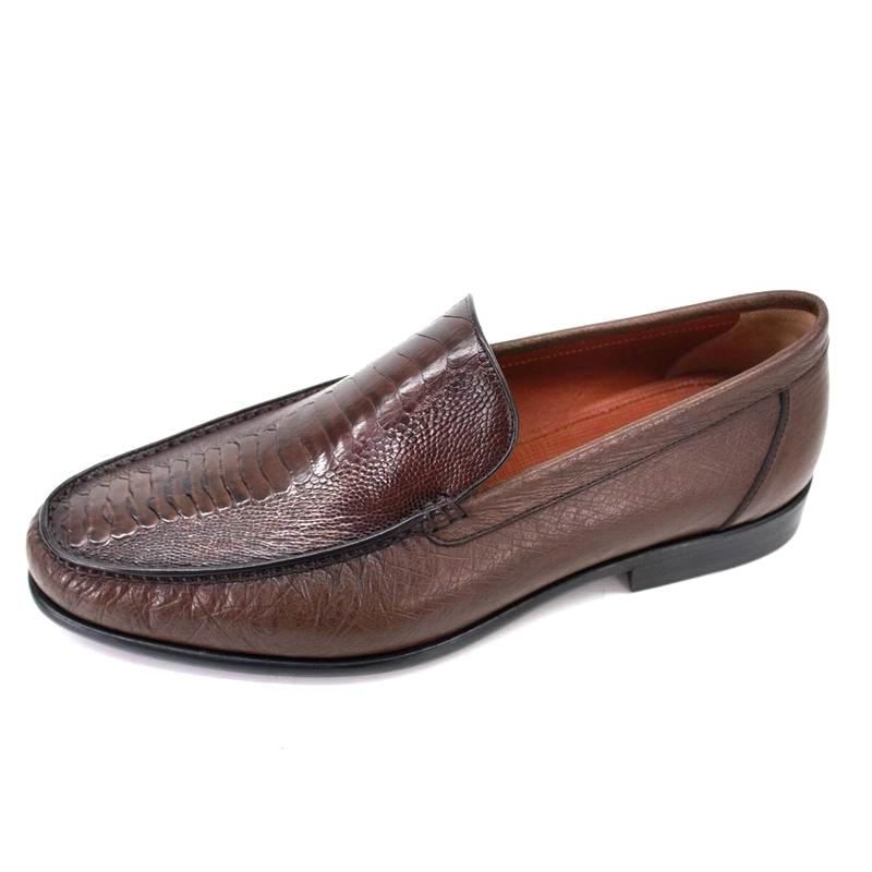 ostrich leather shoes images