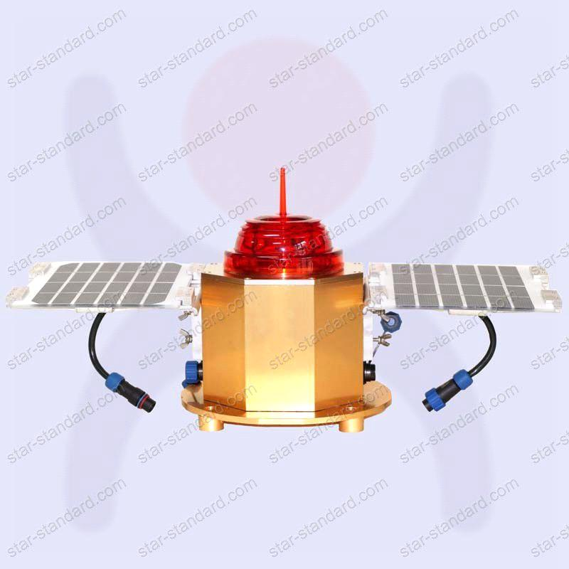 solar low intensity aviation obstruction light ss l810a m. Black Bedroom Furniture Sets. Home Design Ideas