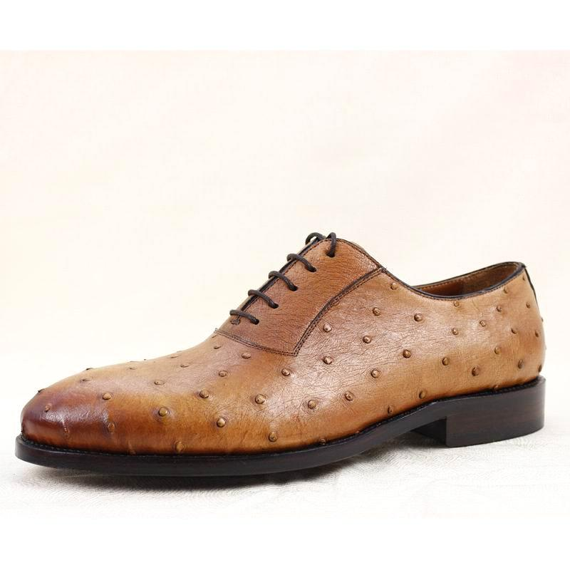 ostrich leather shoes fashion beautiful s