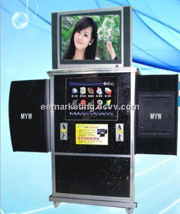 jukebox vending machine