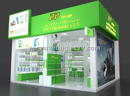 Exhibition Stand Lighting Home Depot : New exhibition display board for led lamps testing