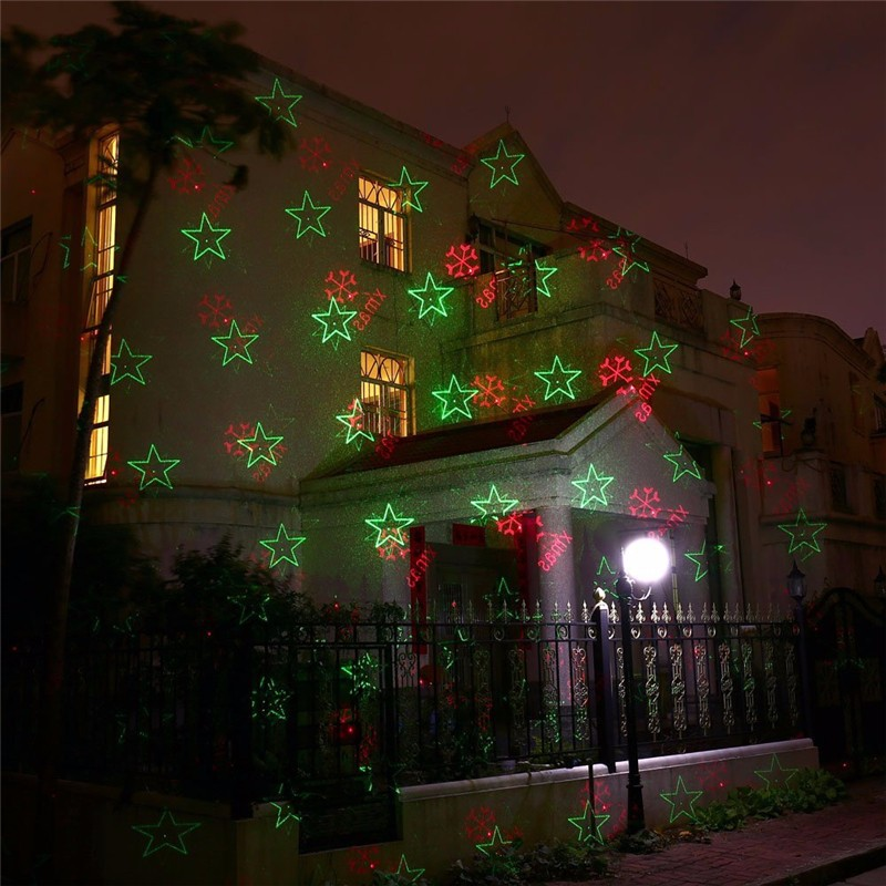 Hot Christmas Laser Lights (8)