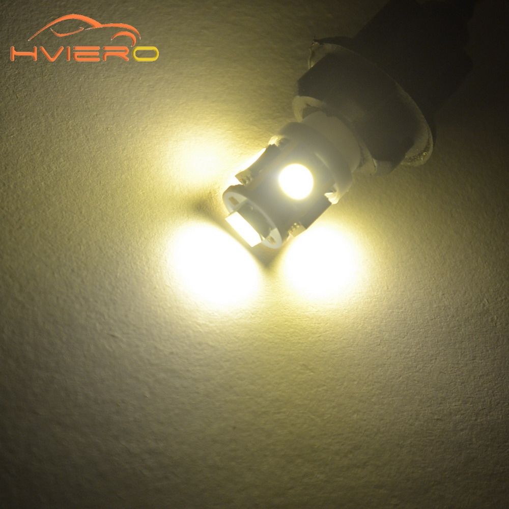 Hviero T10 5050 5SMD W5w Car Led