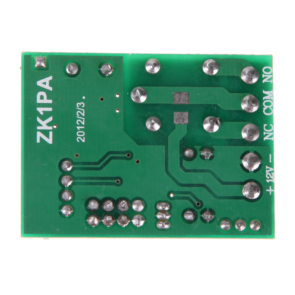 DC 12V 315MHz 433MHZ Relay  Wireless Switch Controller Module  for Entrance Guard System Learning Code