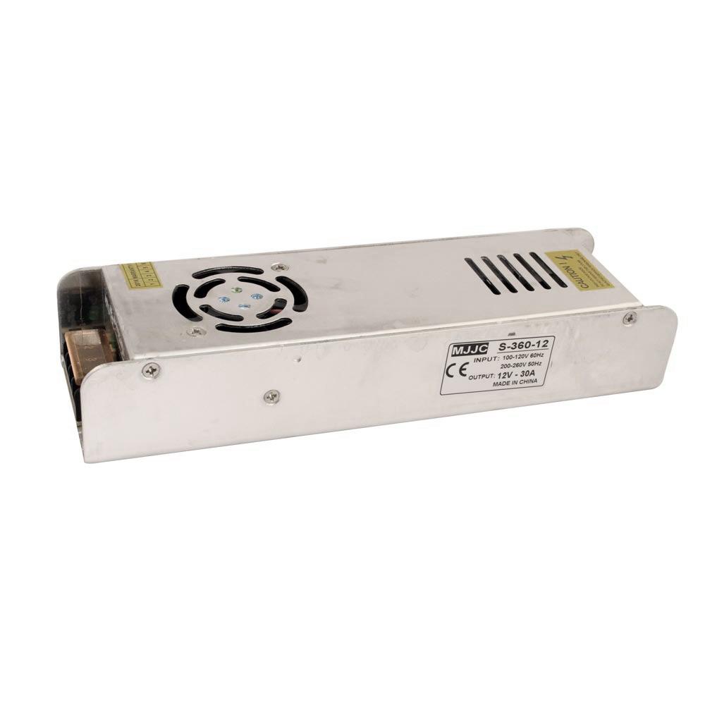 power supply 12v 30a