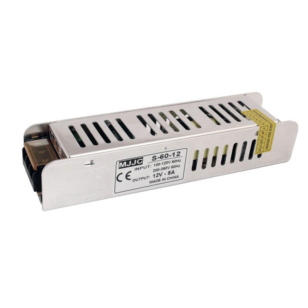 12V-5A-60W 12v power supply