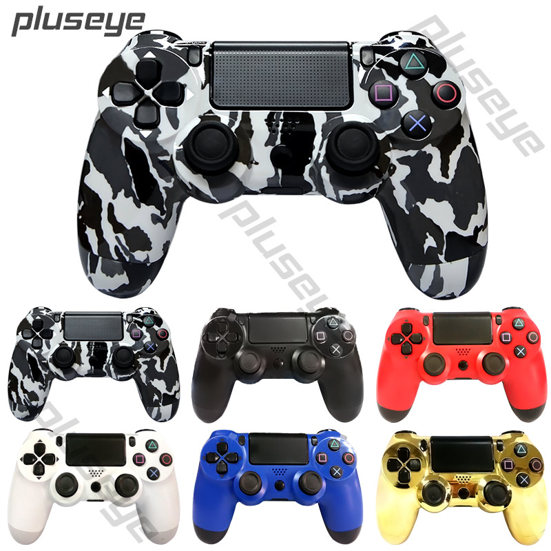 USB Wired controller for Pluseye PS4 game Controller for Playstation 4 Vibration PS 4 Gamepads for Play Station 4 Console