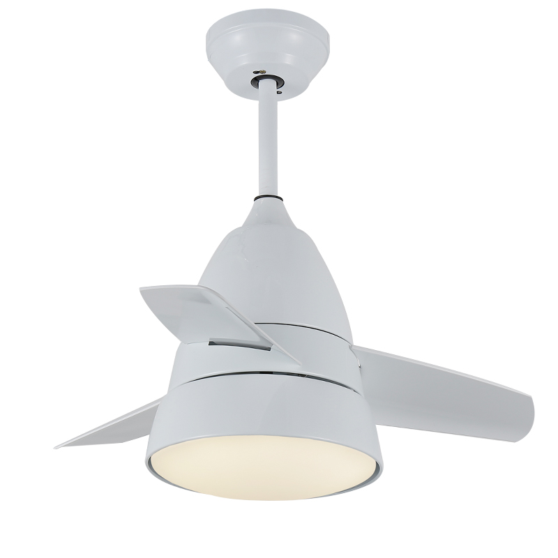 A1 Fashion novel Ceiling fan lamp simple bedroom lamp fan fan restaurant modern home living room Ceiling Fans lights FS24