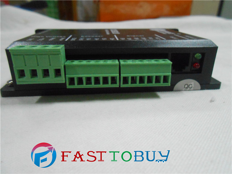 DCS810 Leadshine Digital DC Brush Servo Drive Servo Amplifier Servo Motor Controller up to 80VDC/20A NEW Original