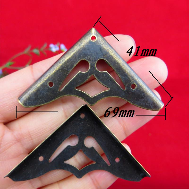 41MM Small  Protection angle  Antique package  Packet corner  Wooden box corners  Four corners  The angle of dish  Wholesale