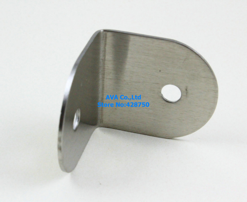 "20 Pieces Stainless Steel Right Angle Corner Brace Corner Bracket 1.5"" (41x37mm)"