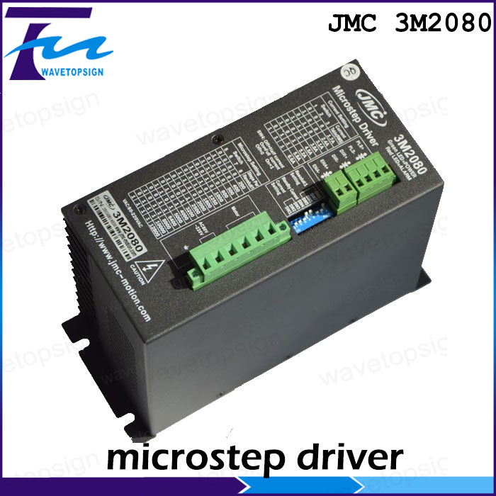 JMC 3M2080 3 phase step motor driver  the latest version is 3DM2080