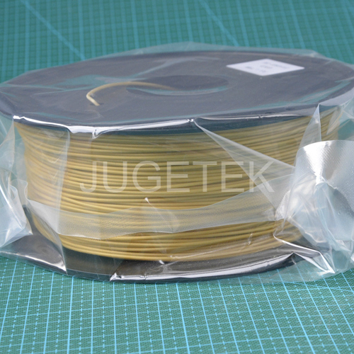 PLA Filament 1.75 in Glow Glod color 1kg