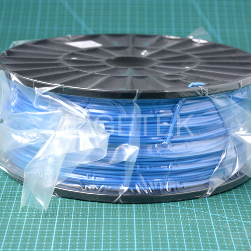 PLA Filament 1.75 in Glow Dark Blue color 1kg
