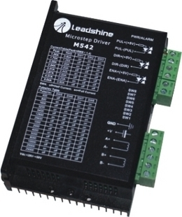 Leadshine M542 V2.0 stepper motor driver 20VDC-50VDC/4.2A 2-phase/4-Phase Suitable