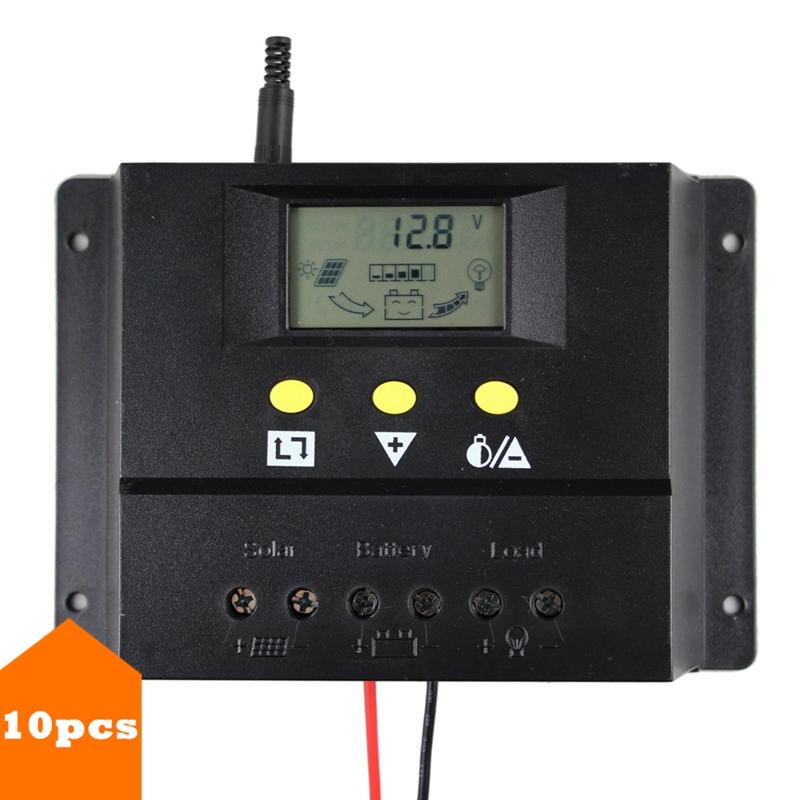 Контроллер для солнечных батарей на алиэкспресс