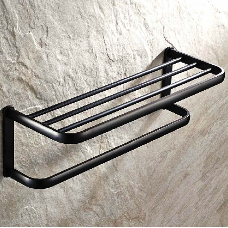 Wholdsale And Retail Oil Rubbed Bronze NEW Bathroom Towel Bar Bathroom Wall Mounted Towel Rack Bar