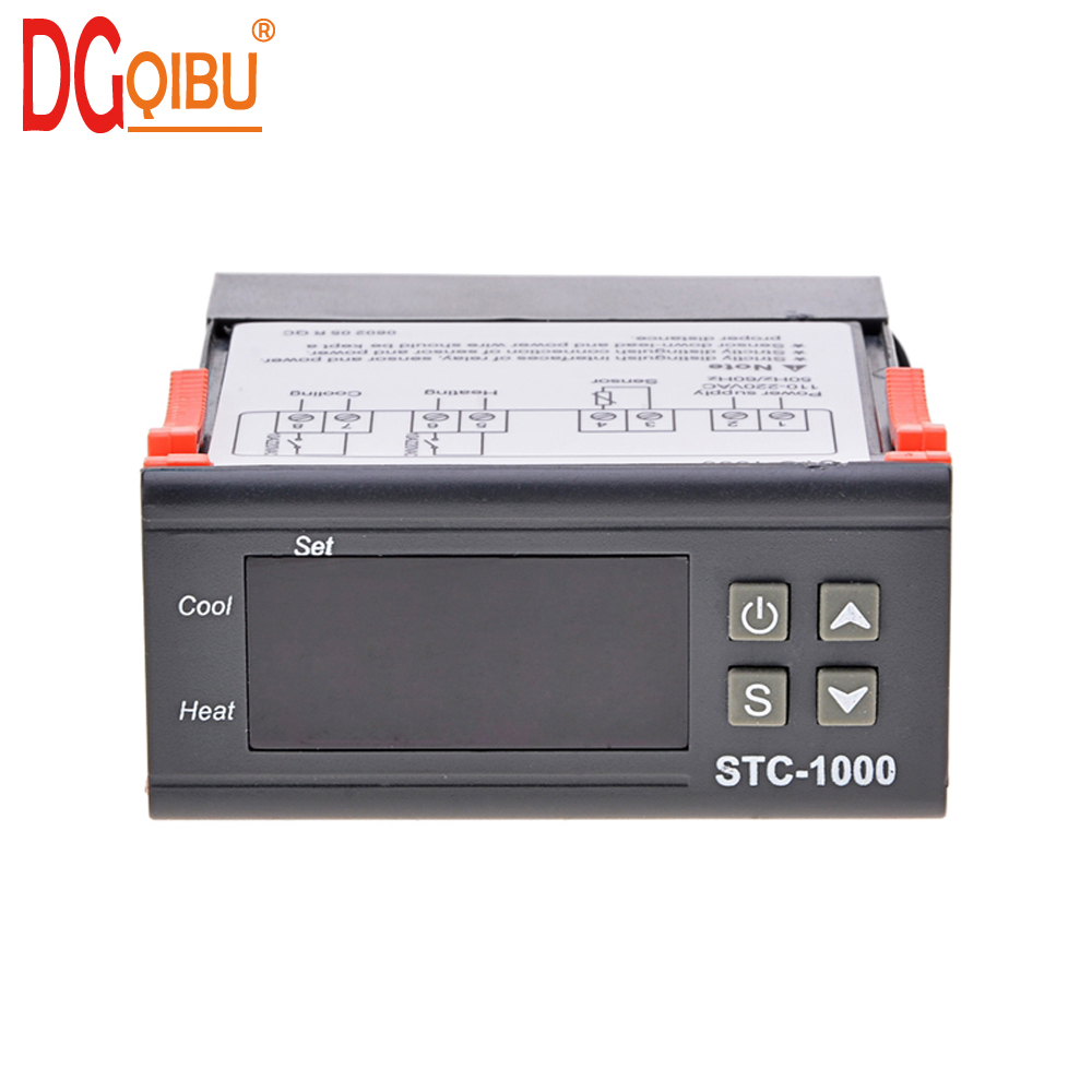 diagnostic tool Digital STC 1000 All&Purpose Temperature Controller weather station Thermostat With Sensor digital thermostat