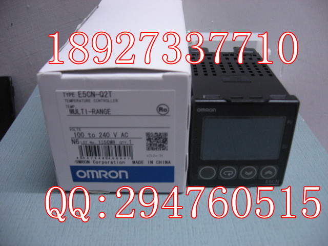 [ZOB] New original authentic Omron omron temperature controller E5CN-Q2T AC100-240V factory outlets
