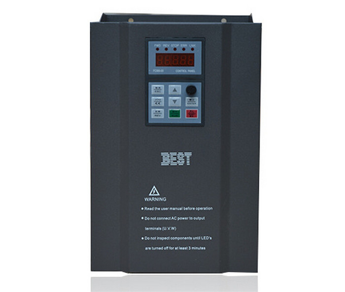 BEST 3.7kw 5HP 1000HZ VFD Inverter Frequency converter 1 phase 220v input 3phase 0-220v output 18A for Engraving spindle motor