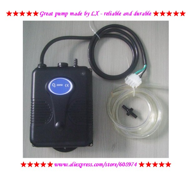 HOT TUB OZONATOR FOR BALBOA AND CHINESE SPA, HIGH OUTPUT CORONA DISCHARGE 75 mg/hr @ 2 lpm