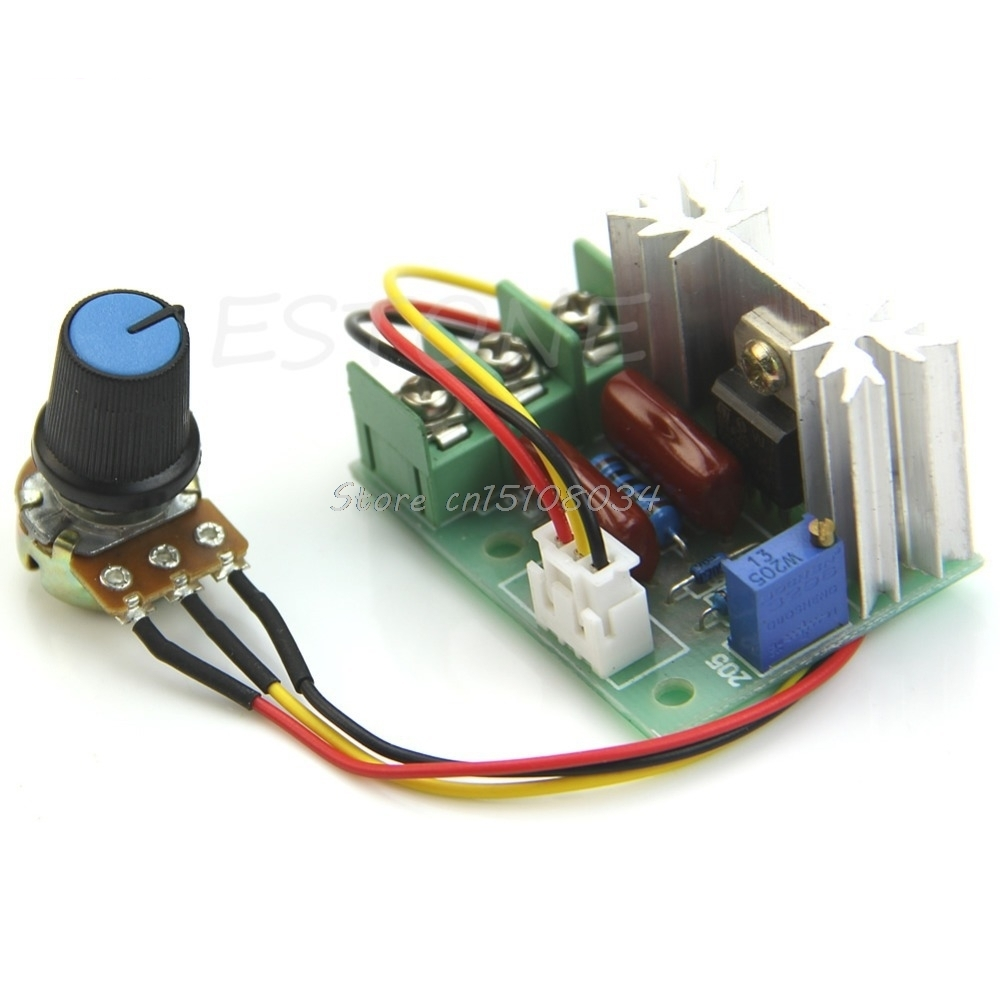 2000W High Power Thyristor Electronic Volt Regulator Speed Controller Governor #S018Y# High Quality