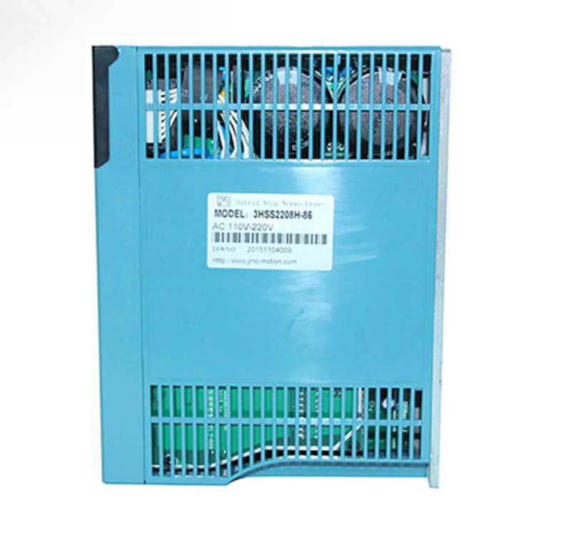 3 phase Closed loop Step servo drive for NEMA34 motor 1000line encoder AC110-220V 8A JMC 3HSS2208H-86