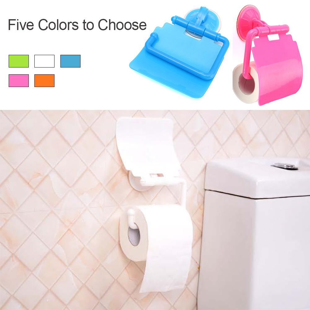 Bathroom tissue holder