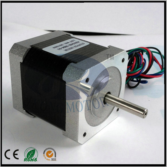 The 42 step angle 0.9 micro motor torque current 3.4kg.cm 0.4A/ engraving machine accessories /3D printer accessories /DIY