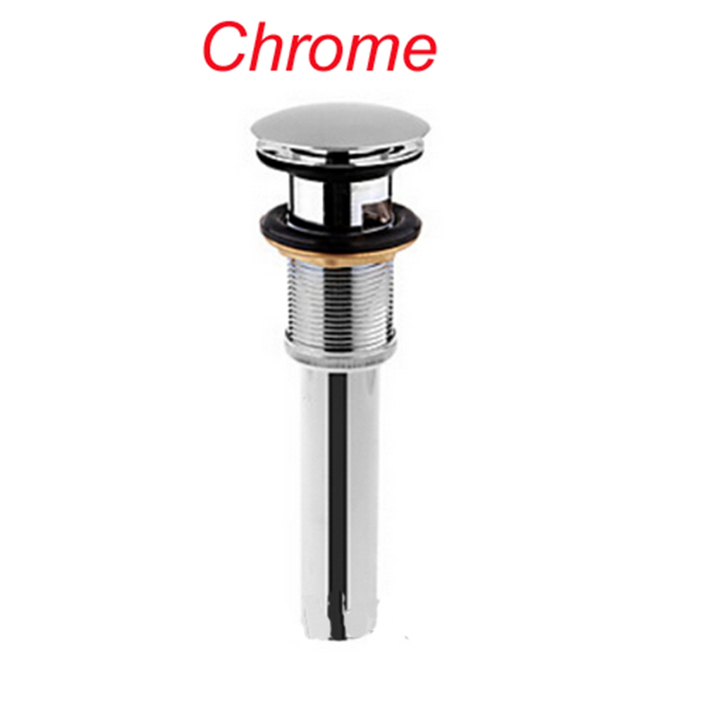 Long Chrome Finish Solid Brass Bathroom Faucet Spout Only Faucet Spout New