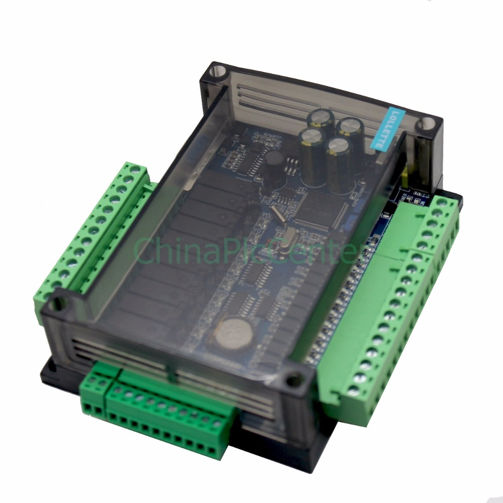 LE3U FX3U 24MR 6AD 2DA RS485 RTC (real time clock) 14 input 10 relay output 6 analog input 2 analog output plc controller
