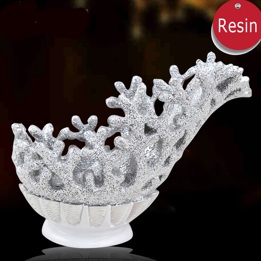 Wholesale European resin coral wine rack bar KTV high - end wine rack kitchen accessories wine rack