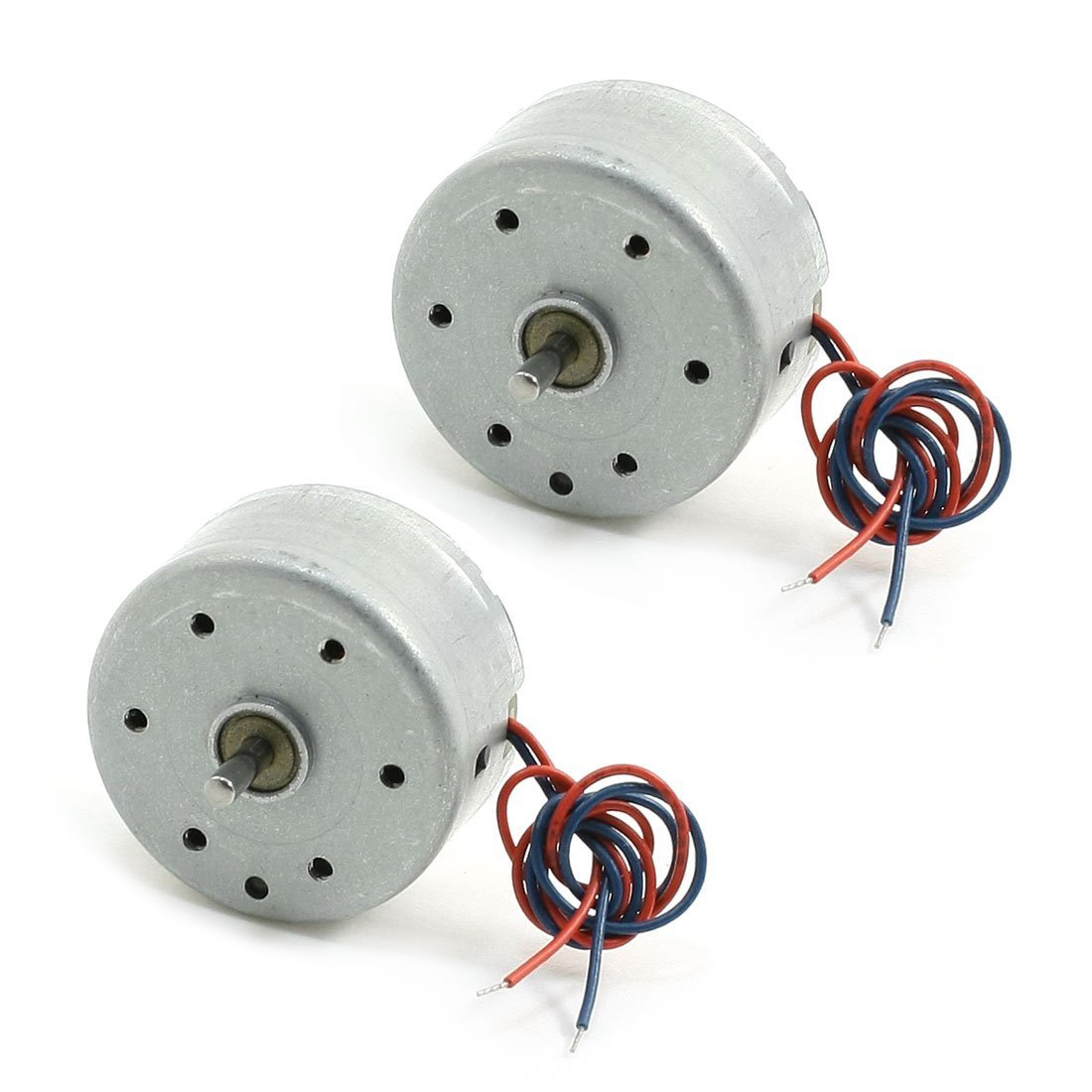 Hot sale2PCS RC300 6000RPM DC 1.5-9V Micro Motor for CD DVD Player