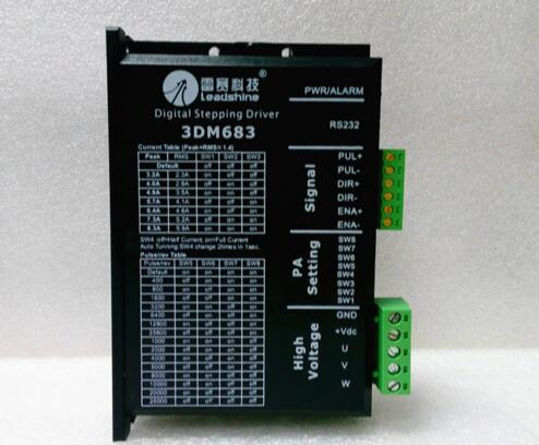 3DM683 three phase stepper motor driver digital scheme low speed non resonance