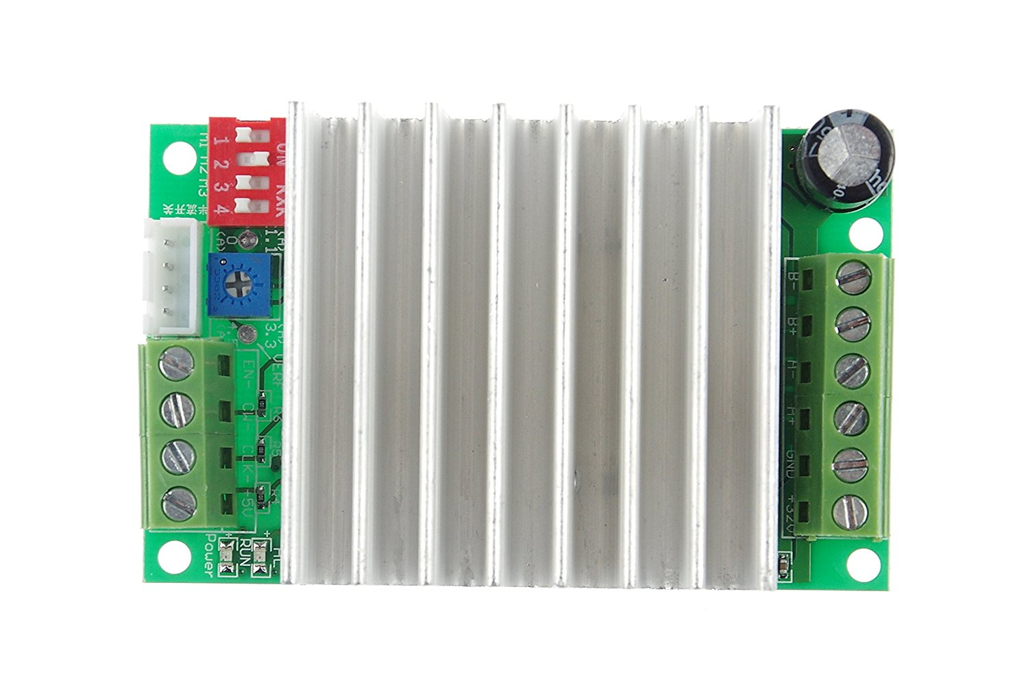 4.5A TB6600 TB6600HG Single Axis Stepper Motor Driver Controller Replace TB6560 --M25