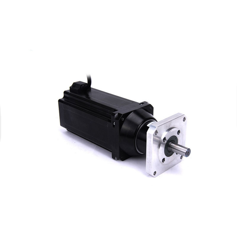 86 stepper motor two-phase 86  torque 12 N.m fuselage 156 mm The diameter of axle 12.7mm 4 wire hybrid stepper motor