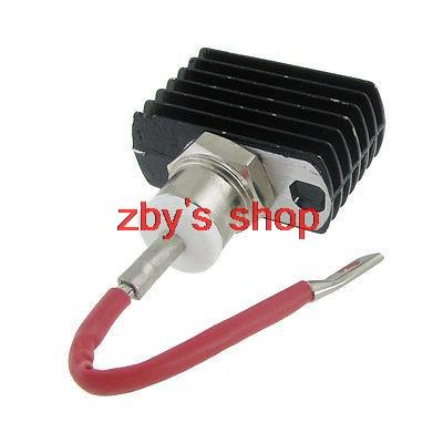 ZP50A 100V-2200V 50A Stud Version Rectifier Diode with Heatsink
