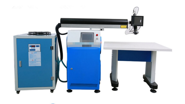 Wuhan bcxlaser  Hot sale 300W 400W 500W dual path Laser welder for Advertisement