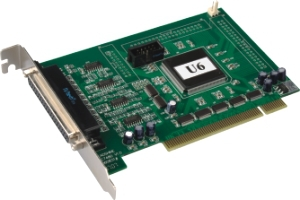 New Leadshine Economy 4-axis motor Motion Controller ENC7480 Encoder interface card 4-axis Leadshine Reading card