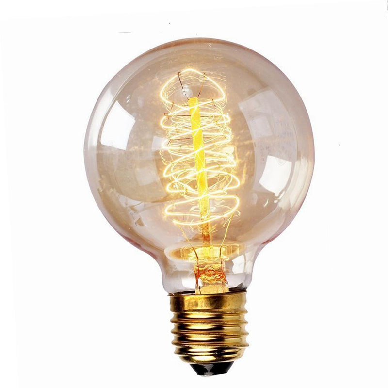 40W Classical Vintage Retro E27 Filament Edison Bulb Light Warm White 220V /110V Antique Incandescent Bulb Lamp