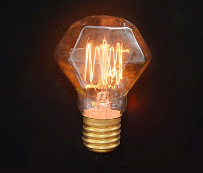 Vintage Edison Bulbs E27 40W 220V Incandescent Lamp Retro Filament Light Bulb For Indoor Decorative Lighting Home Decor Bulbs