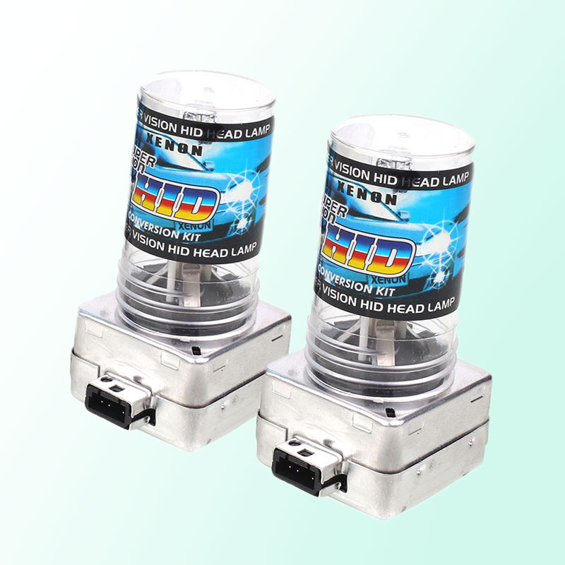 2Pcs D1S 12V Auto Car HID Xenon Headlight Bulbs Lamps Light Replacement Bulb