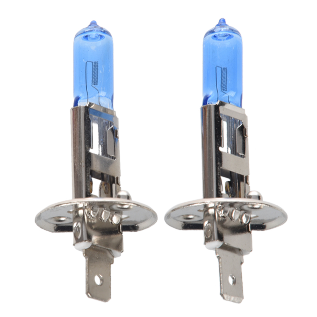 2 X H1 XENON HID SUPER WHITE HEADLIGHT Bulbs Bulb Car