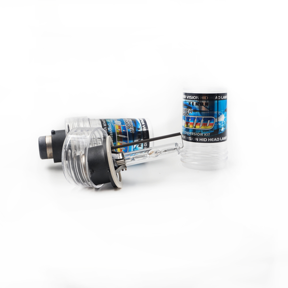 High Qulaity 1 Pair HID Bulb Car Headlight D4S Xenon HID Lamp Globe Lights 35W 4300K 5000K 6000K 8000K 10000K 12000K Free Ship