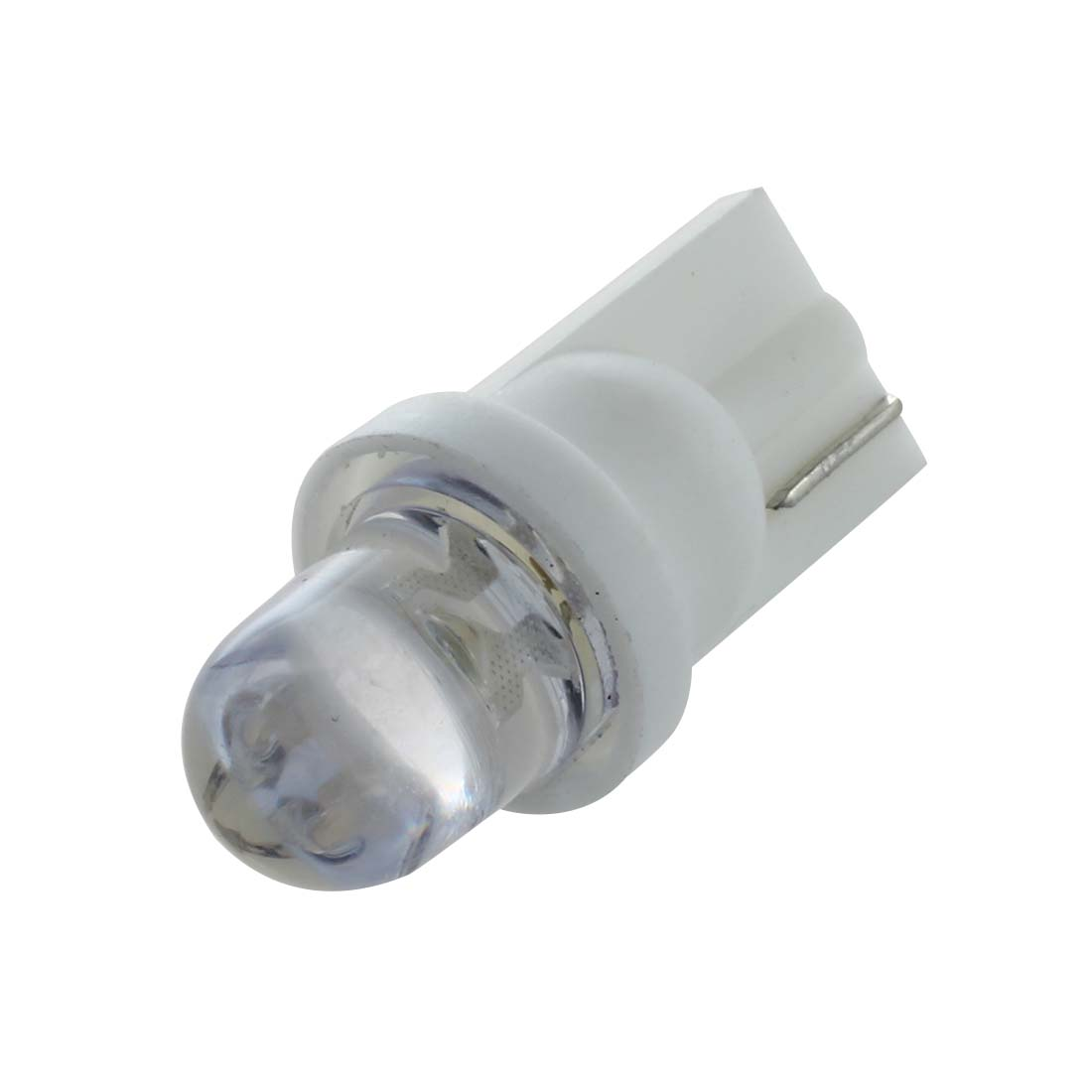 10x W5W LED nightlight bulb T10 2825 158 168 194 Xenon White Ceiling Effect
