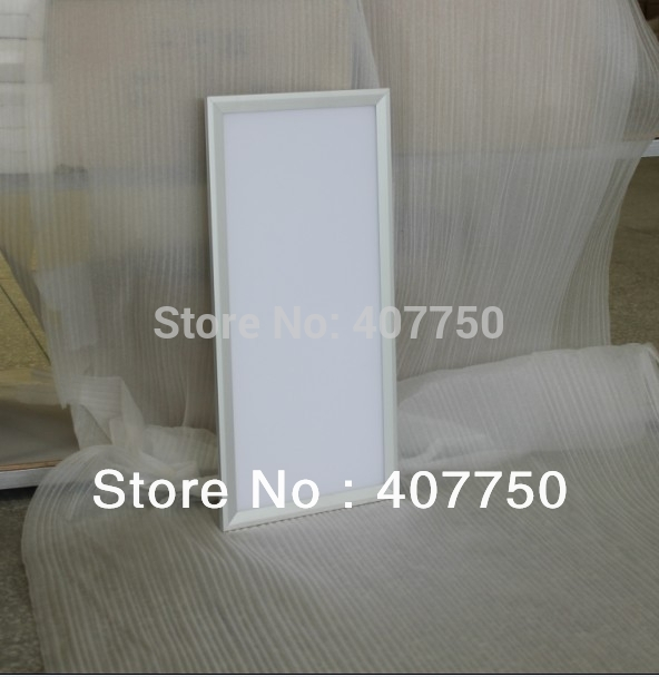 300x600mm ultra thin SMD4014/2835 led panel light 24W side lit led panel lamp 2pcs/Lot used for supermarkts and universities