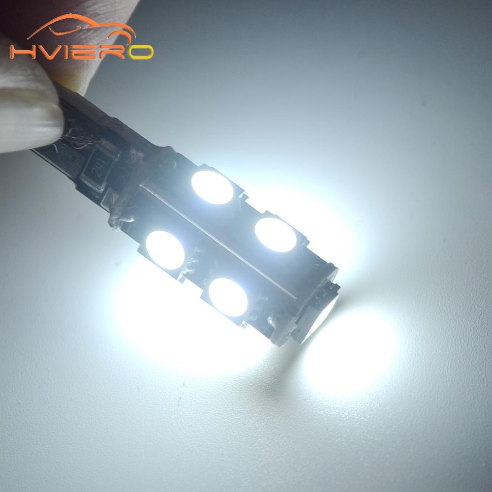 Hviero T10 W5W 5050 9smd White