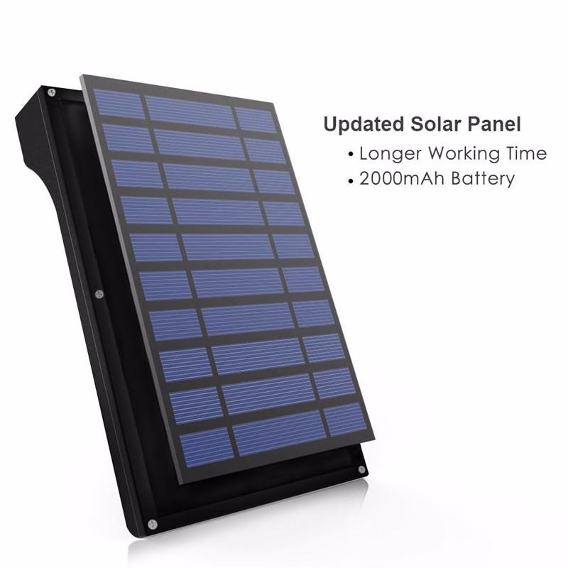 36 LED Solar Power Street Light (3)
